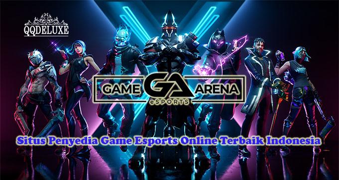 Situs Penyedia Game Esports Online Terbaik Indonesia